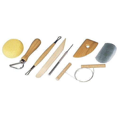 RAYHER 8936700 Modellierwerkzeug, SB-Beutel 8 Stück