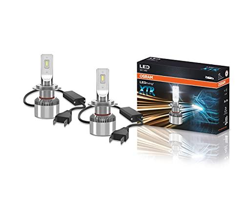 OSRAM LEDriving XTR, ≜H7 lámparas de faro LED, luz LED blanca fría, solo todoterreno, 64210DWXTR, caja (2 lámparas)