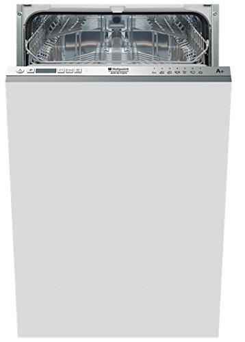 Hotpoint LSTF 7B019 EU Lavastoviglie Incasso cm. 45, 49 Decibel, Bianco