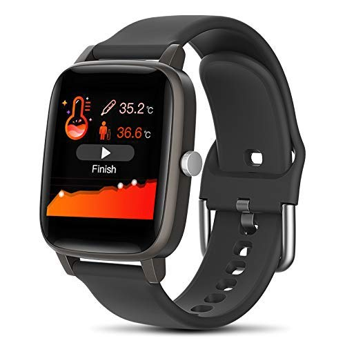 Hammer Pulse Full Touch Control Smart Watch