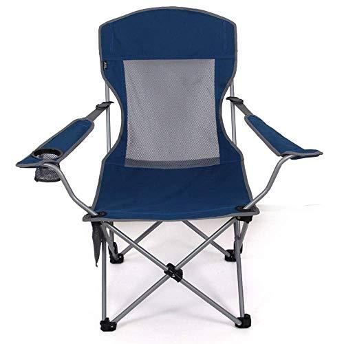 AJH Portable Camping Zwei verstellbare Hochsessel