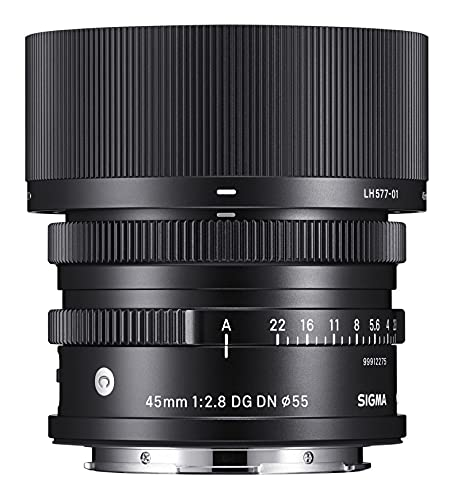 Sigma 45mm F2.8 Contemporary DG DN Lens for Sony E Mount