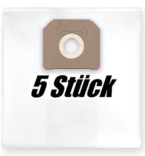 5x Staubbeutel Filtersack für PROTOOL VCP 30E