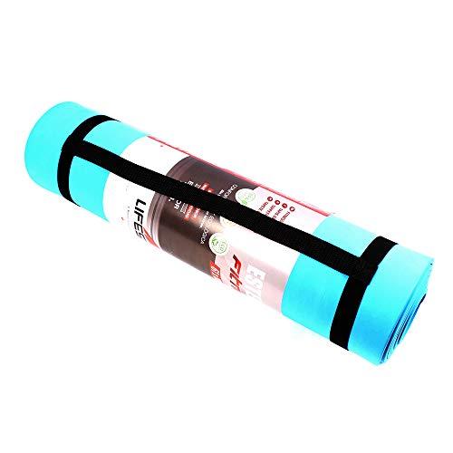 Azorex Esterilla Yoga Espeso Antideslizante Alfombrilla de Yoga Espesor 8/10 mm Esterilla...