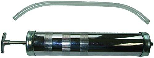 Greenstar 10379Ölspritze, aus Metall, mit Saugschlauch f2745