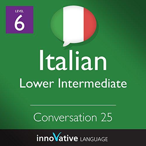 Lower Intermediate Conversation #25 (Italian) cover art