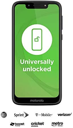 Moto G7 play   Unlocked   Made for US by Motorola   2/32GB   13MP Camera   Blue WeeklyReviewer
