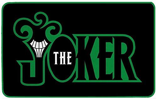 THE JOKER - Microfiber mat - 70x50cm - Logo The Joker