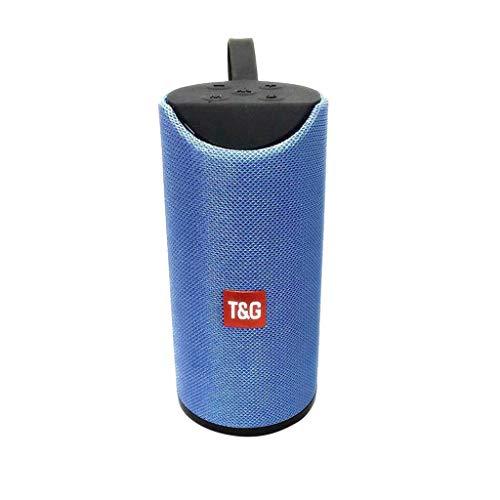 TG 113 HiFi Altavoz inalámbrico (True Wireless Bluetooth 4.2, Radio FM, Reproductor...