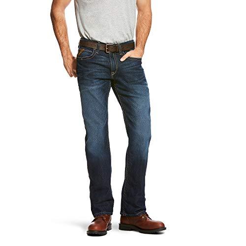 ARIAT Männer Rebar M4 Jeans, Karabiner, Medium