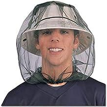 J.AKSO Buitennet voor het hoofd, bescherming van het gezicht en de hals, voorkomt muggen en steken, onmisbaar voor de zomer.