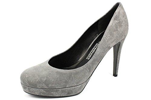 Kennel & Schmenger 89500-444 - Zapatos de Vestir para Mujer, Color Gris, Talla 38.5