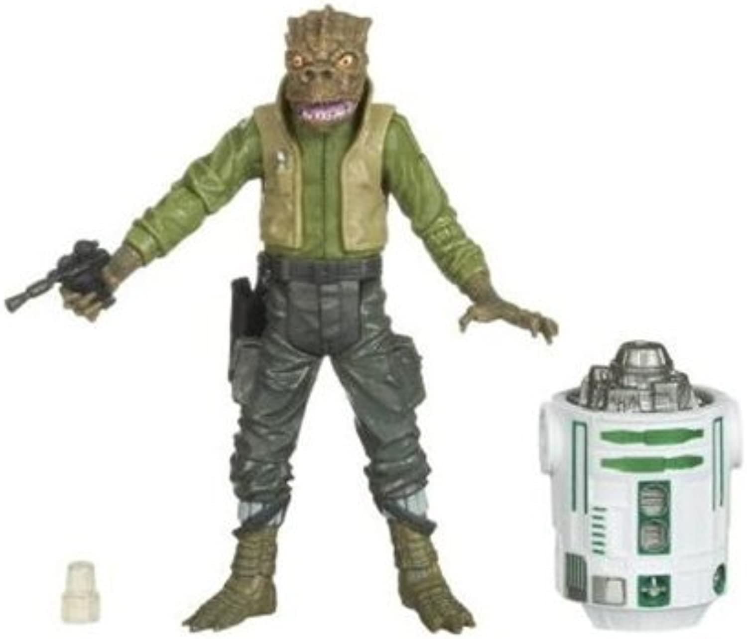 Hasbro Star Wars 2009 Legacy Collection Buildadroid Action Figure Bd No. 33 Hrchek Kal Fas