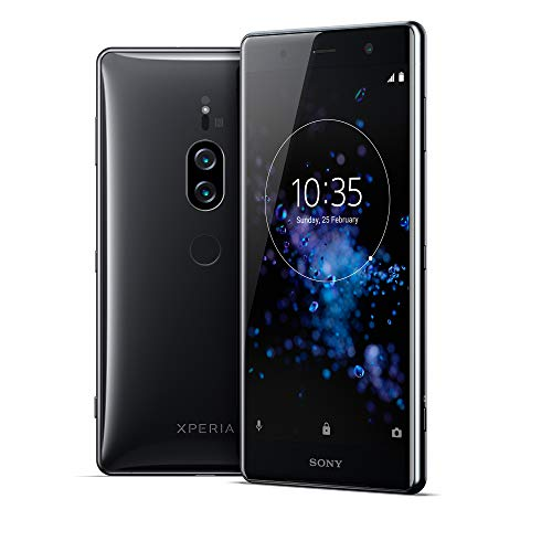 Sony Xperia XZ2 Premium Dual SIM Smartphone – Unlocked SIM Free – Black [Amazon Exclusive]