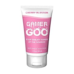 👍🏻 Long Gaming Sessions, Sweat-Free: Stop the stink of sweaty hands at the source, and enjoy your gaming sessions without clamming up your keyboard or mouse with Gamer Goo. 🕘 Lasts for Hours: Stay dry for longer with Gamer Goo. One quick application ...