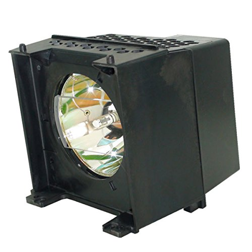 AuraBeam Economy Rear Projection TV Replacement Lamp Enclosure, for Toshiba Y66-LMP / Y67-LMP. with Housing