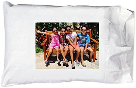 Personal Personalized Add Your Photo Pillowcase Pillow Case Custom Customizable Gift for Him product image
