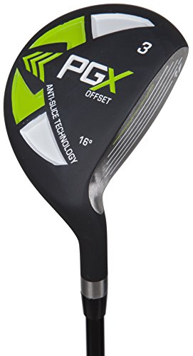 Pinemeadow PGX Offset Golf Fairway Woods