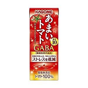 カゴメあまいトマトGABA&リラックス195ml ×24本