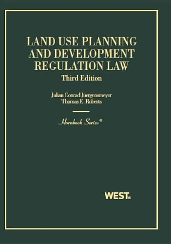 Land Use Planning and Development Regulation Law (Hornbooks)