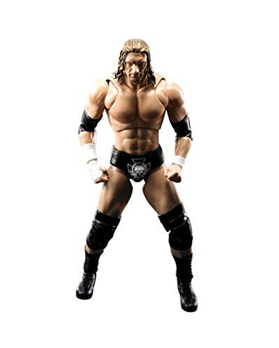 "Bandai Tamashii Nations S.H. Figuarts Triple ""WWE"" Action Figure"