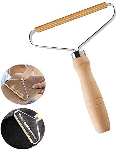 Fusselentferner, Tragbarer Fusselrasierer Fusselentferner, Kleidung Fuzz Shaver, Portable Lint Remover Fuzz Shaver Kaschmirkamm, für Kleidung und Weitere Stoffe