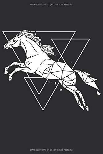 Reiten Notizbuch: Perfektes Geschenk für alle Reiterinnen und Pferde Liebhaber die gerne Reiten