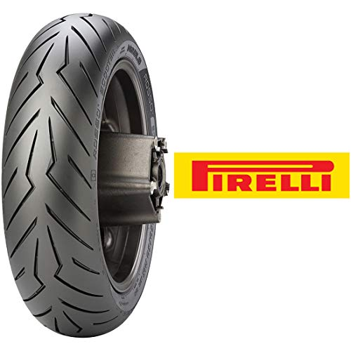 Pirelli 2769400 Pneumatico Moto Diablo Rosso SC