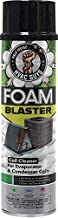HVAC Guys - Foam Blaster (18oz.) - Penetrating Coil Cleaner - For AC and Refrigeration Units - Clean and Deodorize Evaporator (No-Rinse) & Condenser Coils - Neutral Citrus Scent