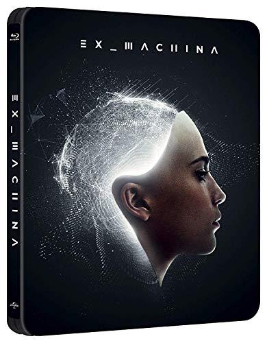 ex machina (steelbook edizione limitata) (blu-ray)