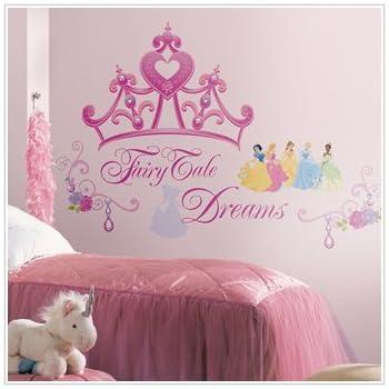 3D Princess Crown Wall Art Decor  from m.media-amazon.com