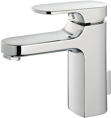 Ideal Standard A3905AA Waschtisch Armatur Moments chrom Auslauf 120 mm mit flexiblen Schläuchen