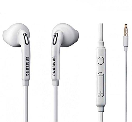 SAMSUNG EG920 Galaxy S3 Mini Value Edition In-Ear-Kopfhörer Stereo für EO-EG920BW Kabel flach weiß
