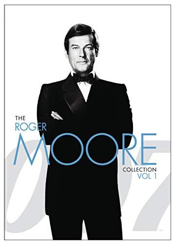 007 The Roger Moore Collection 1 [Edizione: Stati Uniti]