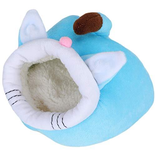 ZYQHJKLHK Cama para Dormir para hámster Cómoda y cálida, fácil de Dormir para hámsters Oso