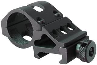 Olight M Series Offset Mount M Series Flashlight Offset Gun Mount, Black