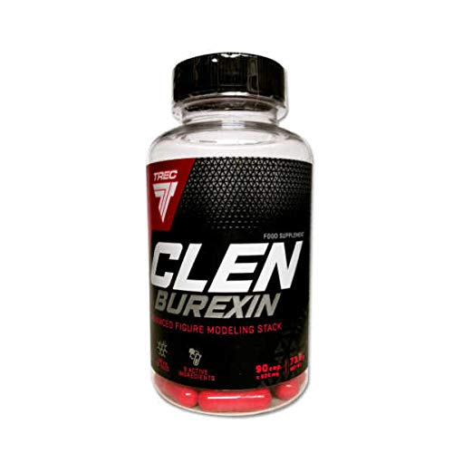 Trec Nutrition Clenburexin - 90 caps.