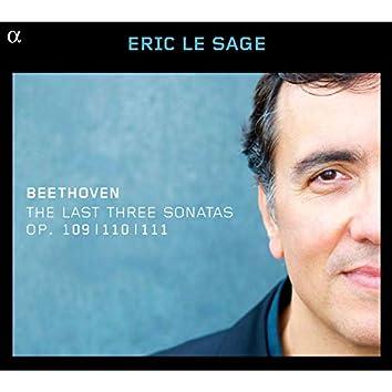 Beethoven: The Last Three Sonatas, Op. 109, 110 & 111