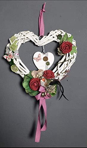 Herz, Deko zum Hängen, Valentinstag