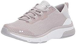 commercial Ryka RYTHMA Women's Hiking Shoes, Gray Pair, 8.5 M US ryka walking shoe