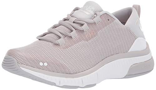 Ryka Women's RYTHMA Walking Shoe, Vapor Grey, 9.5 M US