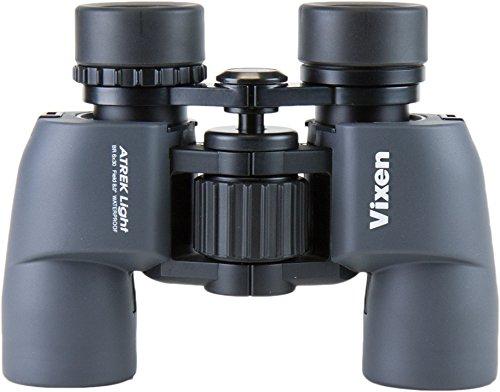 Vixen 双眼鏡 アトレックライトBR 6×30WP ポロプリズム式 6×30WP ハイアイポイント 防水 広角 ブラック 147...