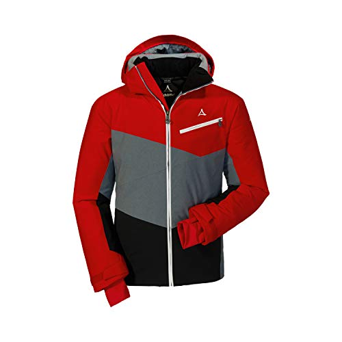Schöffel Herren Bad Gastein2 Jacke, Racing red, 54