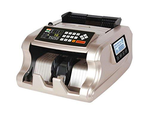 PARAS - Currency Counting Machine with Fake Note Detection