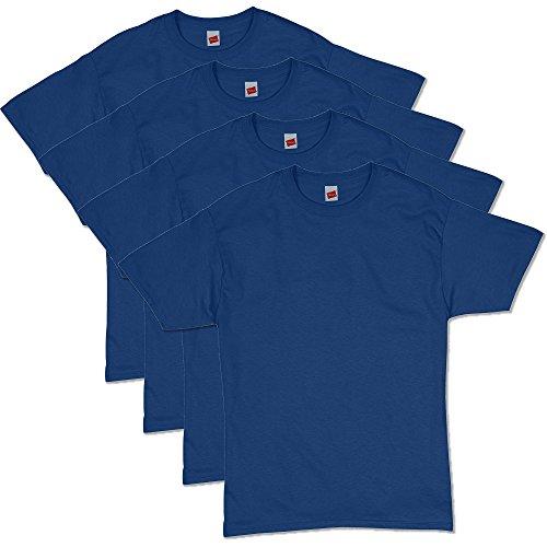 Hanes Men's Essentials Short Sleeve…
