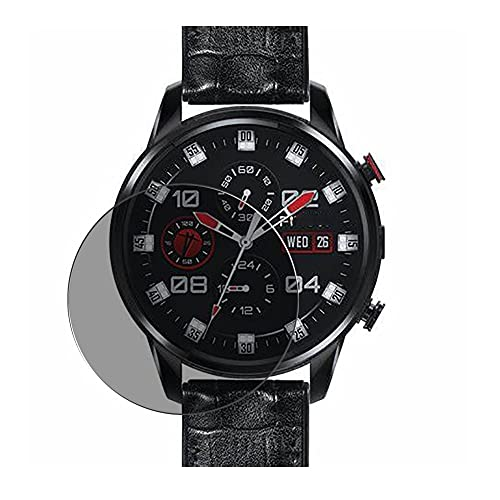 Vaxson Anti Spy Schutzfolie, kompatibel mit FINOW X7 Smartwatch smart watch, Displayschutzfolie Privatsphäre Schützen [nicht Panzerglas]