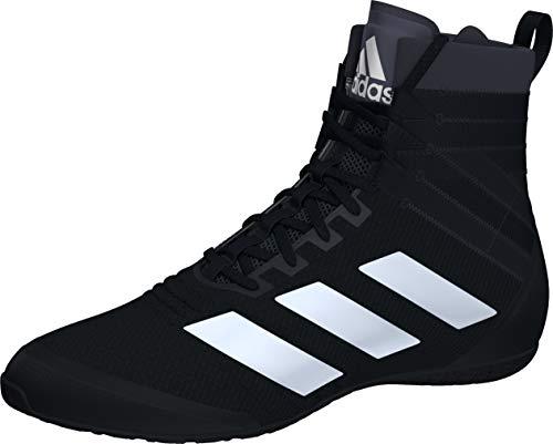 adidas , Herren Boxschuhe Schwarz Schwarz