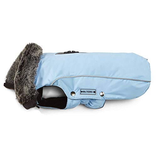 Wolters Cat & Dog Hunde-Winterjacke Amundsen Gr. 30 Sky Blue