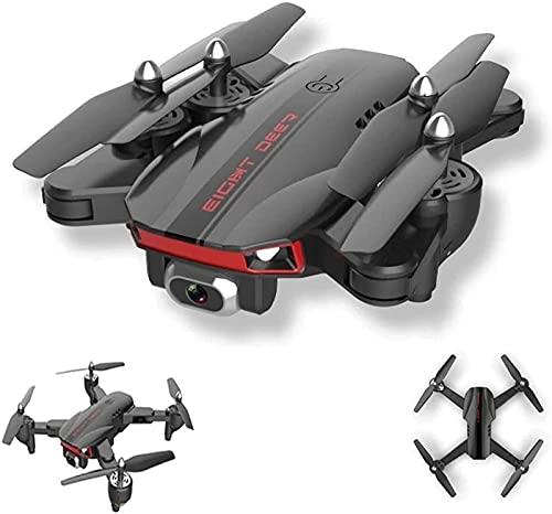 Mini Drone de 2 km con 4K ESC 60deg; Cámara Gran Angular...