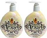 Lot of 2, Angel, Anti Aging and Firming, Daily Moisturizing Lotion 20 Ounce